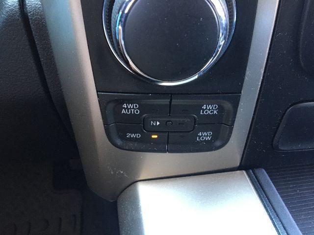 2018 Ram 1500 Big Horn 4x4 Crew Cab 5'7 Box Crew Cab Pickup 4WD 10
