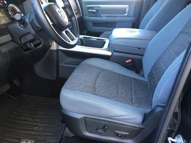 2018 Ram 1500 Big Horn 4x4 Crew Cab 5'7 Box Crew Cab Pickup 4WD 24