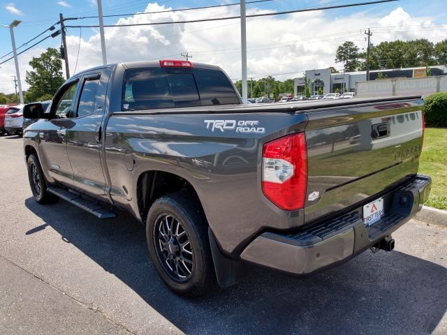 2018 Toyota Tundra Limited Double Cab 6.5' Bed 5.7L Crew Cab Pickup RWD 11
