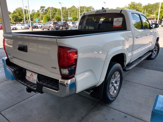 2018 Toyota Tacoma SR5 Double Cab 6' Bed V6 4x4 AT Crew Cab Pickup 4WD 5