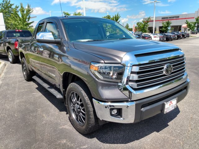 2018 Toyota Tundra Limited Double Cab 6.5' Bed 5.7L Crew Cab Pickup RWD 4