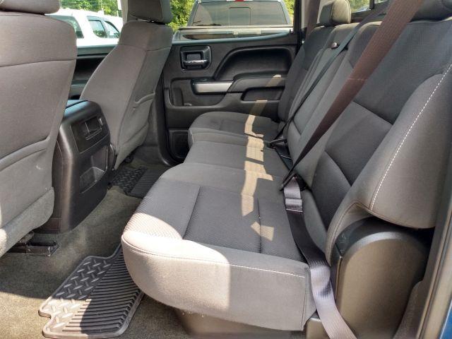 2016 Chevrolet Silverado 1500 2WD Crew Cab 143.5 LT w/1LT Crew Cab Pickup  34