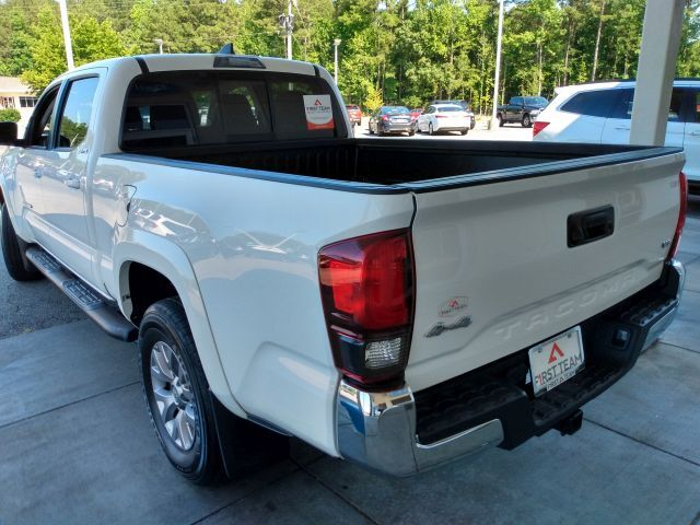 2018 Toyota Tacoma SR5 Double Cab 6' Bed V6 4x4 AT Crew Cab Pickup 4WD 7