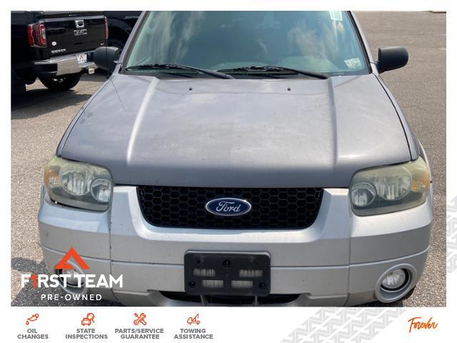 2007 Ford Escape 4WD 4dr V6 Auto XLT SUV