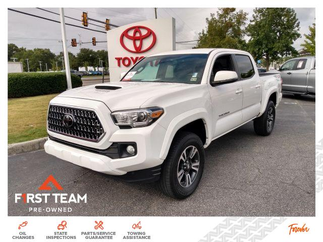 2019 Toyota Tacoma TRD Sport Double Cab 5' Bed V6 AT Crew Cab Pickup 4WD
