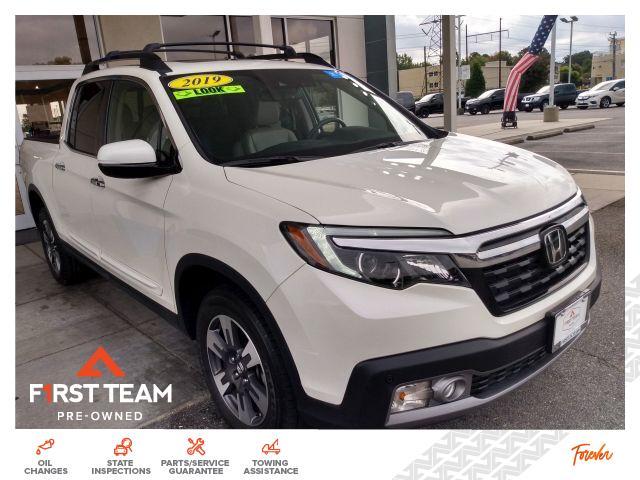 2019 Honda Ridgeline RTL-E AWD Crew Cab Pickup