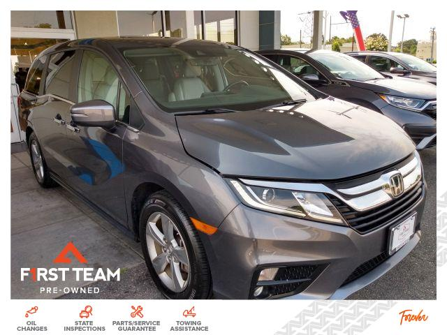 2018 Honda Odyssey EX-L Auto Sports Van FWD