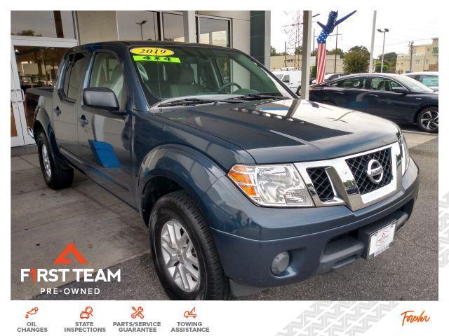 2019 Nissan Frontier Crew Cab 4x4 SV Auto *Ltd Avail* Crew Cab Pickup 4WD