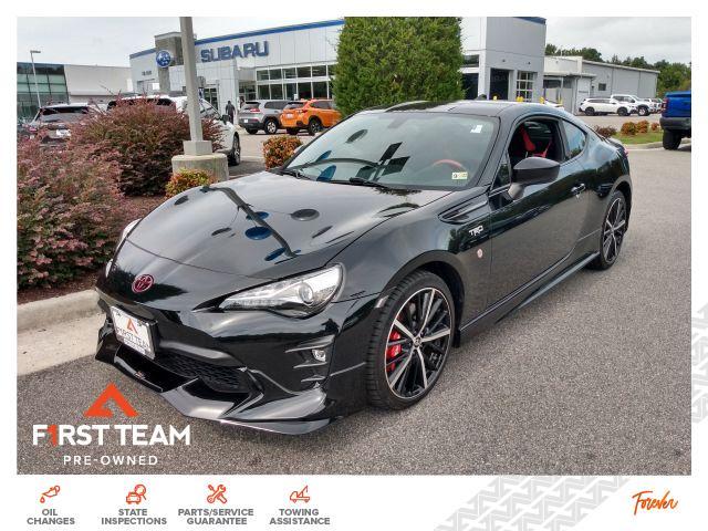 2019 Toyota 86 TRD SE Manual *Ltd Avail* Coupe RWD