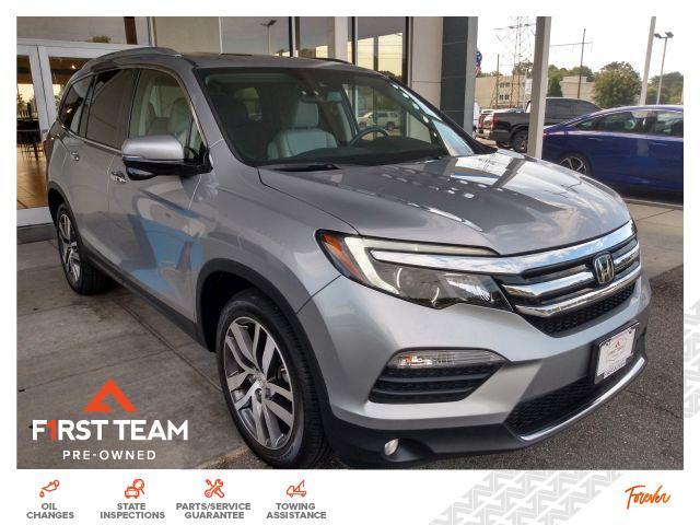 2018 Honda Pilot Touring 2WD SUV