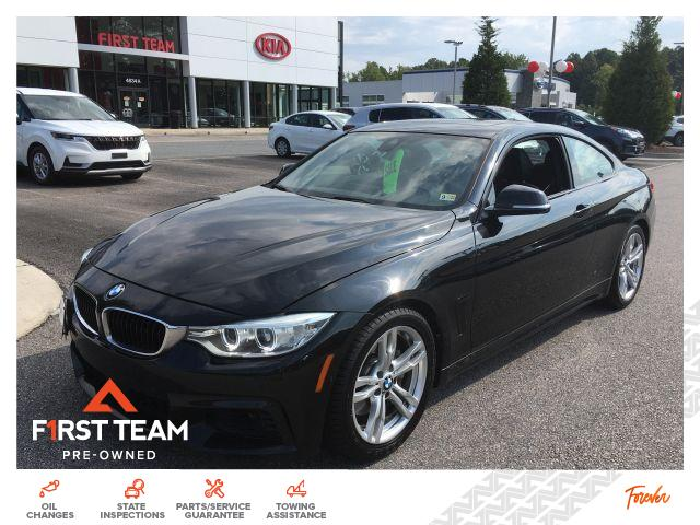 2014 BMW 4 Series 2dr Cpe 435i RWD Coupe