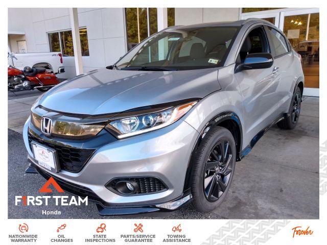 2022 Honda HR-V Sport 2WD CVT SUV