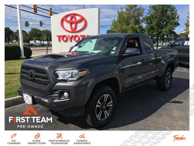2016 Toyota Tacoma 4WD Access Cab V6 AT TRD Sport Extended Cab Pickup