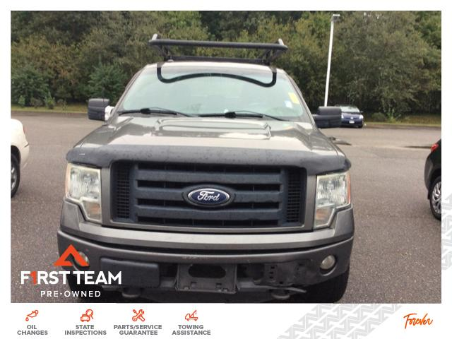 2011 Ford F-150 4WD SuperCab 145 STX Extended Cab Pickup
