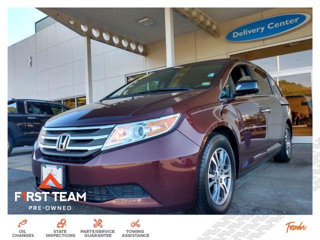 2012 Honda Odyssey 5dr EX-L Sports Van FWD