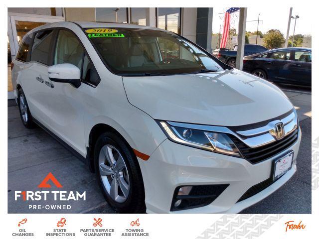 2019 Honda Odyssey EX-L Auto Sports Van FWD