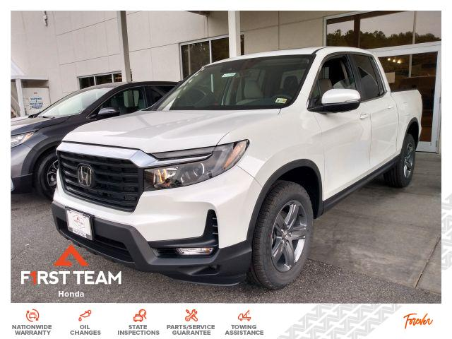 2021 Honda Ridgeline RTL AWD Crew Cab Pickup