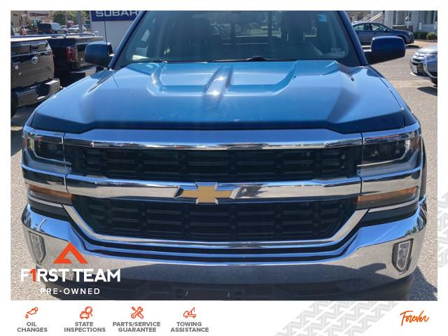 2016 Chevrolet Silverado 1500 2WD Crew Cab 143.5 LT w/1LT Crew Cab Pickup