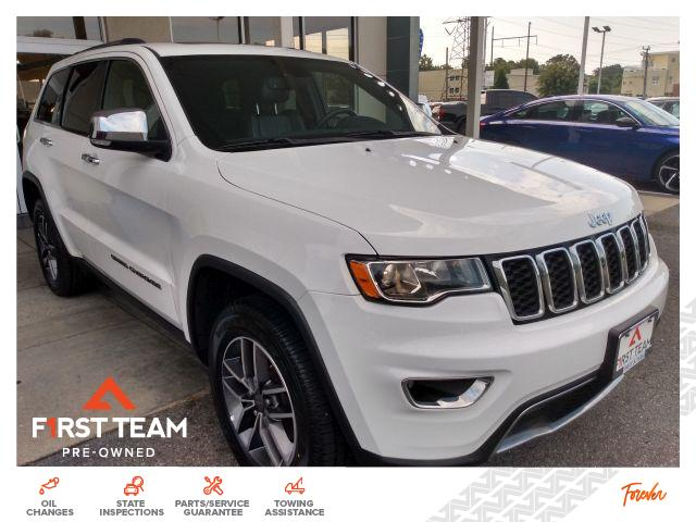 2019 Jeep Grand Cherokee Limited 4x4 SUV 4WD