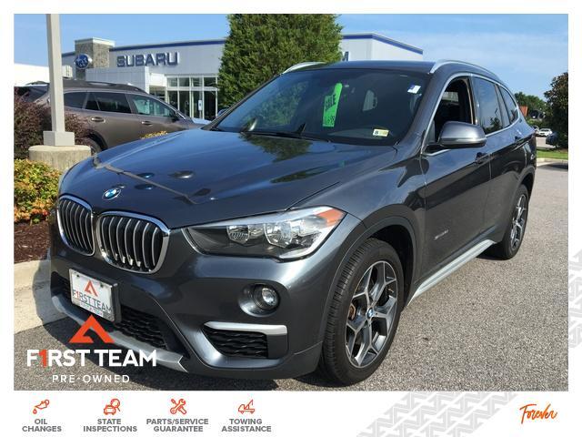 2018 BMW X1 sDrive28i Sports Activity Vehicle SUV FWD