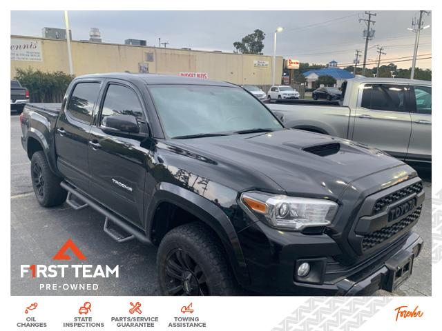 2016 Toyota Tacoma 4WD Double Cab V6 AT TRD Sport