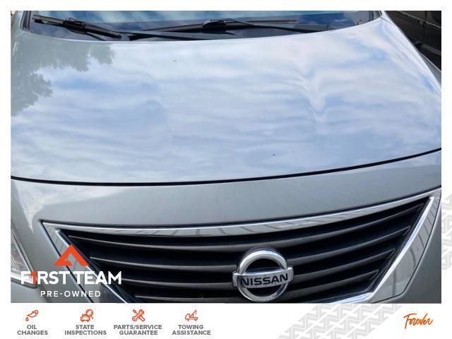 2014 Nissan Versa 4dr Sdn CVT 1.6 SV Sedan 4 Dr. FWD