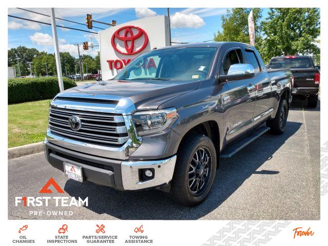 2018 Toyota Tundra Limited Double Cab 6.5' Bed 5.7L Crew Cab Pickup RWD