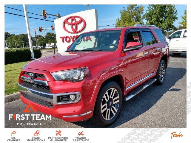 2017 Toyota 4Runner Limited 4WD SUV