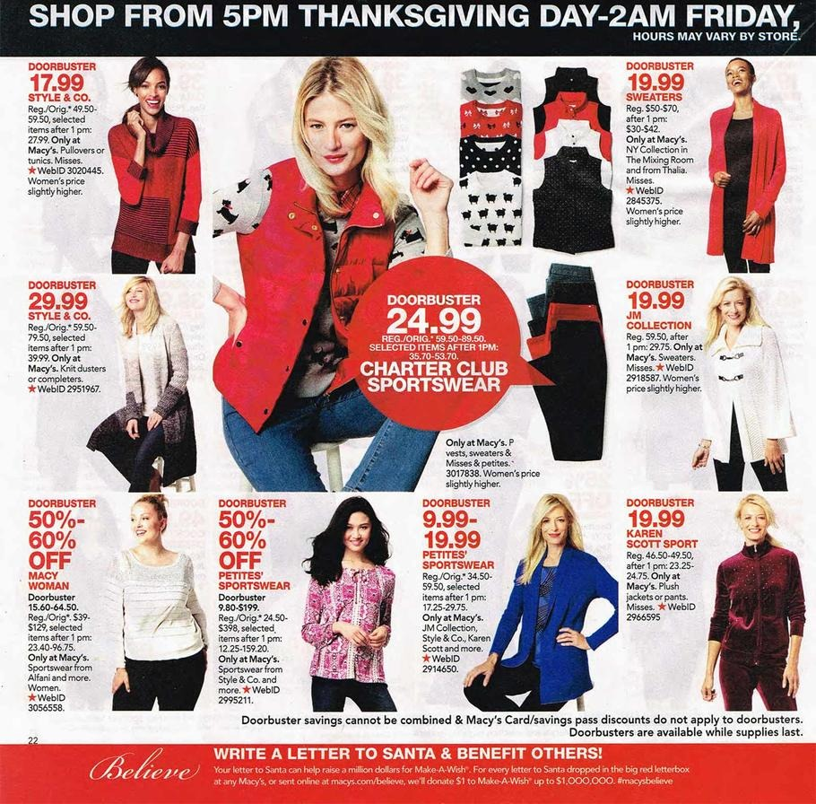 f36ea9185123 Macy s 2016 Black Friday Ad - Black Friday Archive - Black Friday Ads from  the Past