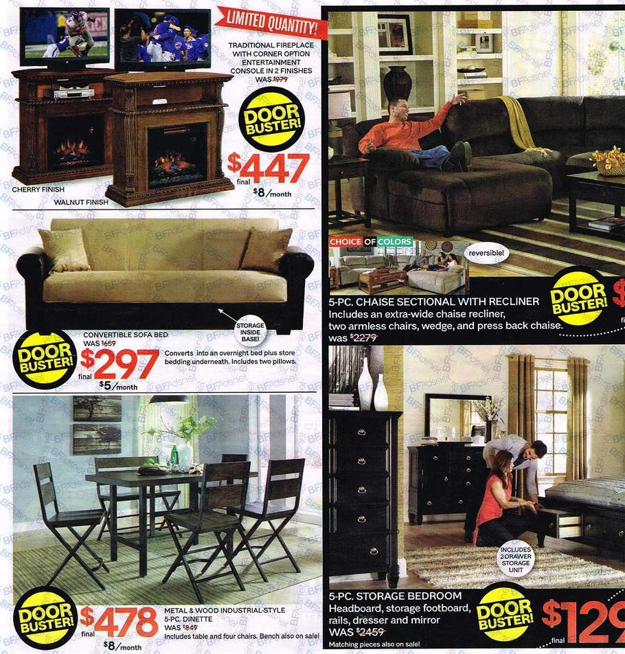 Value City Furniture 2016 Black Friday Ad Black Friday Archive