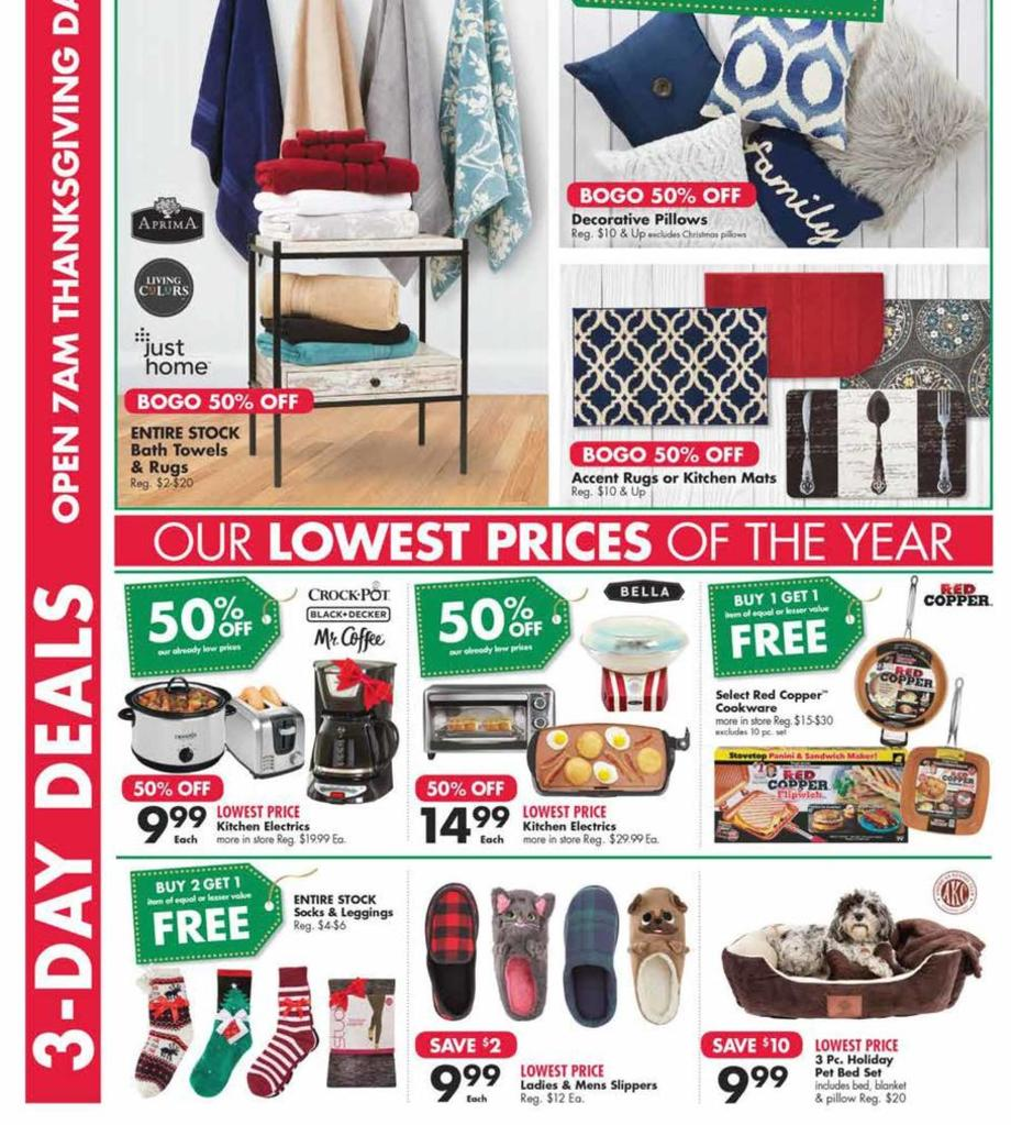 Big Lots 2018 Black Friday Ad Black Friday Archive Black