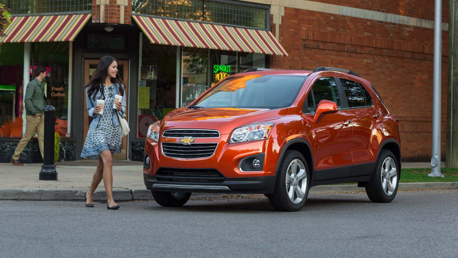 New 2016 Chevrolet Trax in Park Ridge Illinois