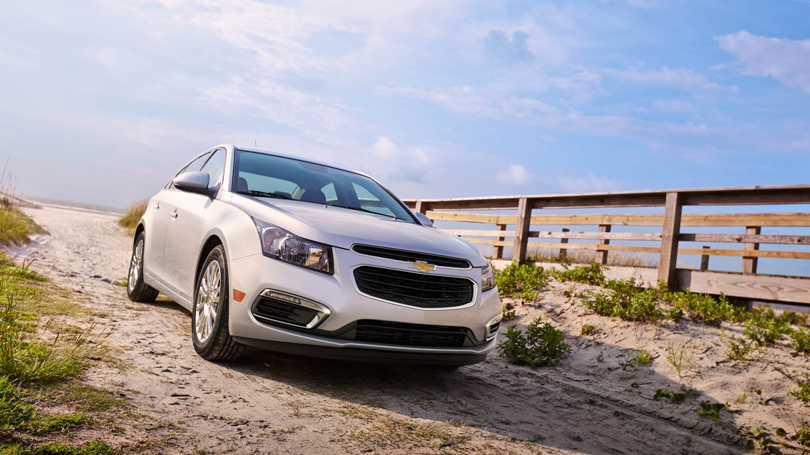 New 2016 Chevrolet Cruze in Park Ridge Illinois