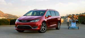 New 2018 Chrysler Pacifica in Cicero New York