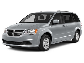 New 2016 Dodge Grand Caravan in Cicero New York