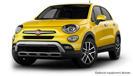 New 2016 Fiat 500X in Cicero New York