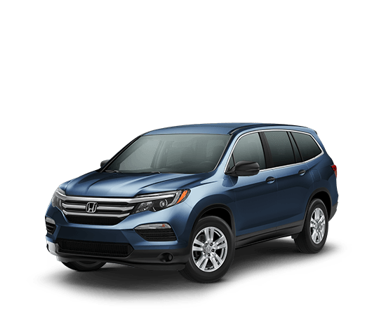 New 2018 Honda Pilot EX L AWD