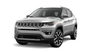 New 2017 Jeep Compass in North Aurora Illinois