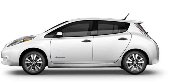 New 2017 Nissan Leaf in Cicero New York