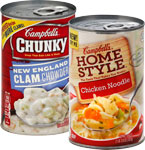 Campbell's Chunky or Homestyle Soups