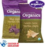 Harris Teeter Organics Tortilla Chips