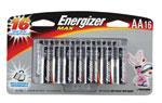 Energizer Max/Eco Batteries AA/AAA