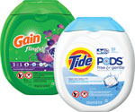 Tide Pods or Gain Flings
