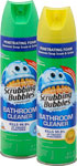 Scrubbing Bubbles Bath Cleaner