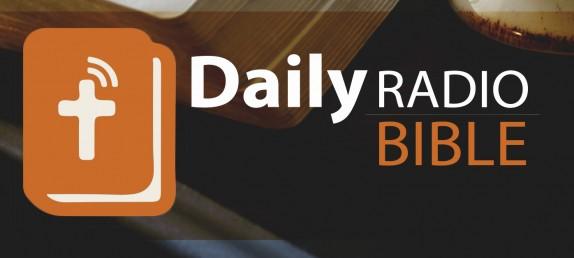 January 26th Daily Radio Bible