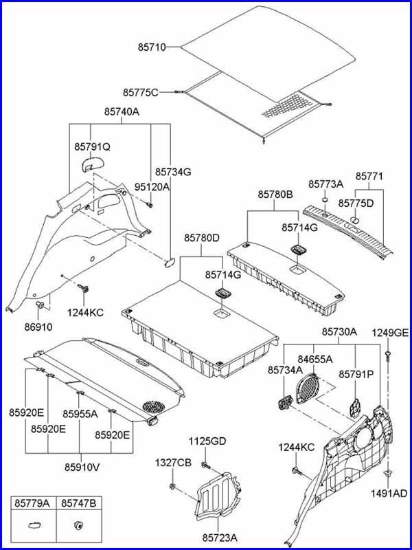 YBMwarehouseUSA further 331911998157 in addition  on kia sportage cargo tray