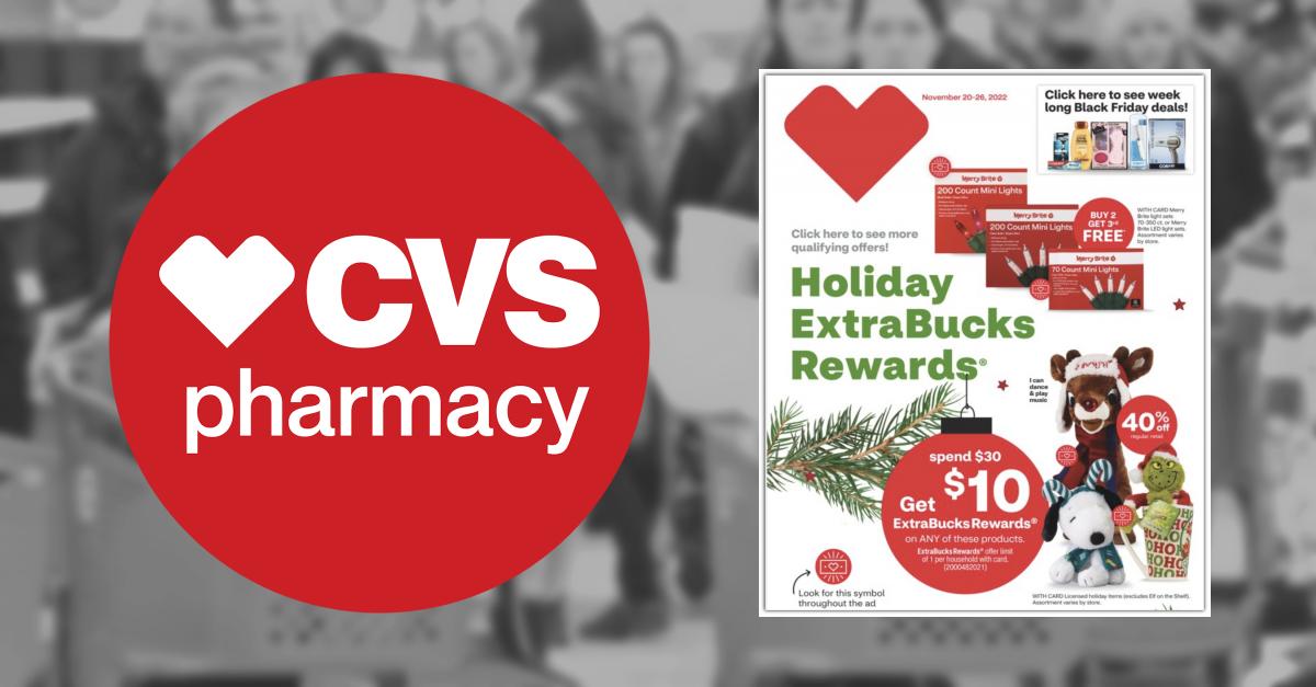 cvs pharmacy black friday ad scan for 2019