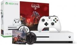 Xbox One S 1TB Halo Wars 2 Bundle w/ Halo 2 Spirit of Fire