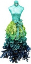 Dress Form Christmas Tree.Member S Mark Premium 5 Dress Form Christmas Tree 5