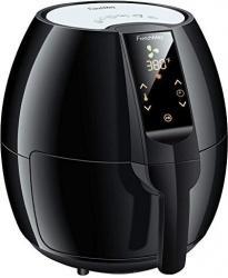 FrenchMay Touch Control 3.7-Quart 1,500 Watt Air Fryer w/ Cookbook - $59.95